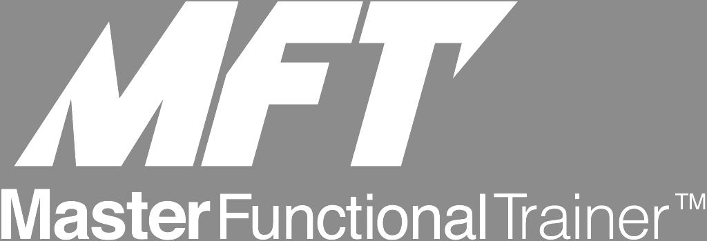 MFT - Master Functional Trainer