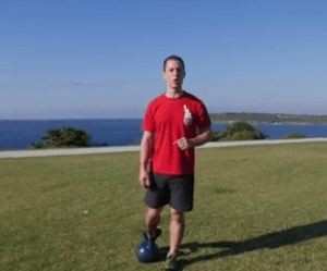 Advanced Kettlebell Workout Complex Through Multiple Planes of Motion