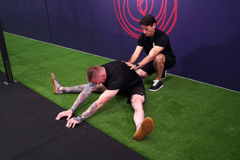 rehabilitation personal training
