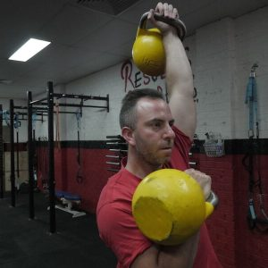 kettlebell trainer certification
