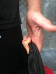 Figure 14: Hook grip