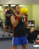 Using Props to Refine Kettlebell Technique